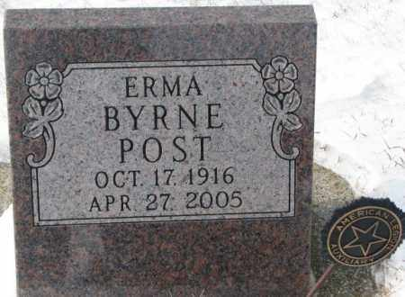 POST, ERMA - Bon Homme County, South Dakota | ERMA POST - South Dakota Gravestone Photos