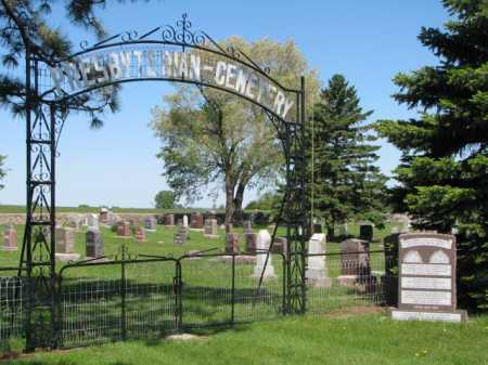 **PRESBYTERIAN, ENTRANCE - Bon Homme County, South Dakota | ENTRANCE **PRESBYTERIAN - South Dakota Gravestone Photos