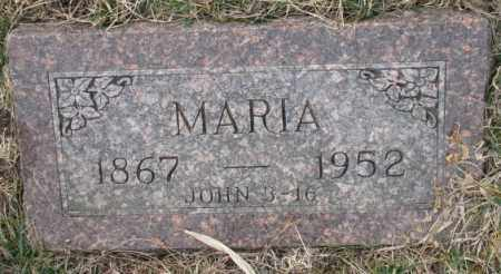 RISSEEUW, MARIA - Bon Homme County, South Dakota   MARIA RISSEEUW - South Dakota Gravestone Photos