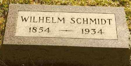 SCHMIDT, WILHELM - Bon Homme County, South Dakota | WILHELM SCHMIDT - South Dakota Gravestone Photos