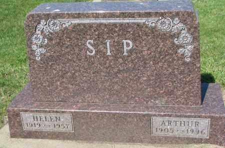 SIP, ARTHUR - Bon Homme County, South Dakota   ARTHUR SIP - South Dakota Gravestone Photos