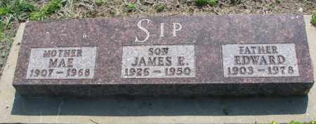 SIP, MAE - Bon Homme County, South Dakota | MAE SIP - South Dakota Gravestone Photos