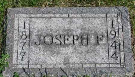 SLAMA, JOSEPH F. - Bon Homme County, South Dakota | JOSEPH F. SLAMA - South Dakota Gravestone Photos