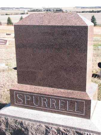 SPURRELL, FAMILY STONE - Bon Homme County, South Dakota | FAMILY STONE SPURRELL - South Dakota Gravestone Photos