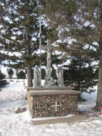 *ST. LEO'S, MONUMENT - Bon Homme County, South Dakota | MONUMENT *ST. LEO'S - South Dakota Gravestone Photos
