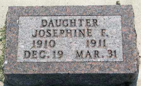 STEKLY, JOSEPHINE F. - Bon Homme County, South Dakota | JOSEPHINE F. STEKLY - South Dakota Gravestone Photos