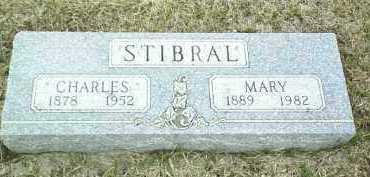 STIBRAL, CHARLES - Bon Homme County, South Dakota | CHARLES STIBRAL - South Dakota Gravestone Photos