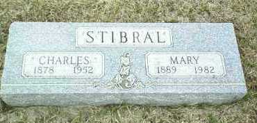 STIBRAL, CHARLES - Bon Homme County, South Dakota | CHARLES STIBRAL - South Dakota Gravestone Photos