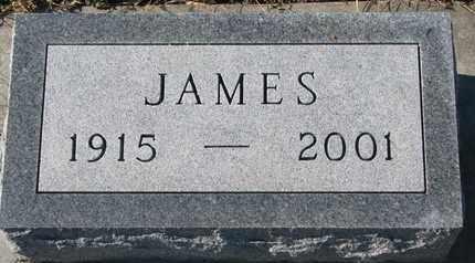 TUCKER, JAMES - Bon Homme County, South Dakota | JAMES TUCKER - South Dakota Gravestone Photos