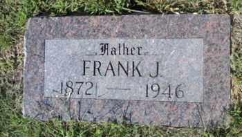 TUFFS, FRANK - Bon Homme County, South Dakota   FRANK TUFFS - South Dakota Gravestone Photos
