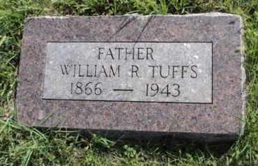 TUFFS, WILLIAM R. - Bon Homme County, South Dakota | WILLIAM R. TUFFS - South Dakota Gravestone Photos