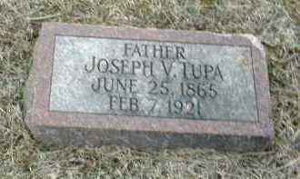 TUPA, JOSEPH - Bon Homme County, South Dakota | JOSEPH TUPA - South Dakota Gravestone Photos