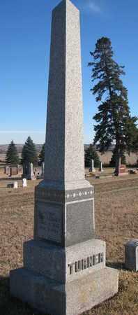 TURNER, MARY A. - Bon Homme County, South Dakota | MARY A. TURNER - South Dakota Gravestone Photos