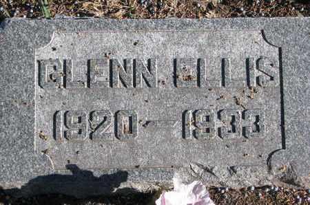 UKEN, GLENN ELLIS - Bon Homme County, South Dakota | GLENN ELLIS UKEN - South Dakota Gravestone Photos