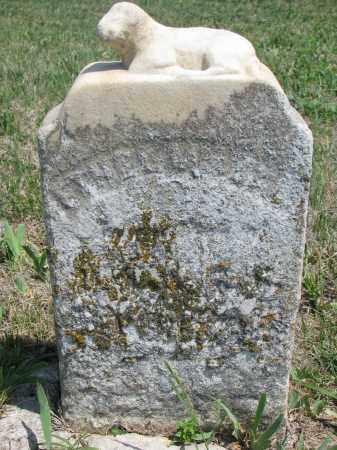 UNKNOWN, ETHEL - Bon Homme County, South Dakota | ETHEL UNKNOWN - South Dakota Gravestone Photos