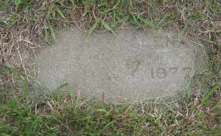 UNKNOWN, LENA - Bon Homme County, South Dakota | LENA UNKNOWN - South Dakota Gravestone Photos