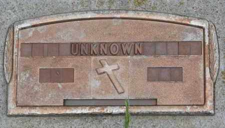 UNKNOWN, UNKNOWN - Bon Homme County, South Dakota | UNKNOWN UNKNOWN - South Dakota Gravestone Photos