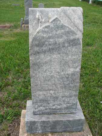 UNKNOWN, WORN SMOOTH - Bon Homme County, South Dakota | WORN SMOOTH UNKNOWN - South Dakota Gravestone Photos