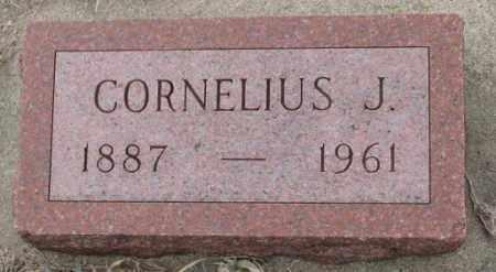 VAN DUYSEN, CORNELIUS J. - Bon Homme County, South Dakota | CORNELIUS J. VAN DUYSEN - South Dakota Gravestone Photos