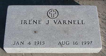 VARNELL, IRENE J. - Bon Homme County, South Dakota | IRENE J. VARNELL - South Dakota Gravestone Photos