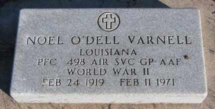 VARNELL, NOEL O'DELL - Bon Homme County, South Dakota   NOEL O'DELL VARNELL - South Dakota Gravestone Photos