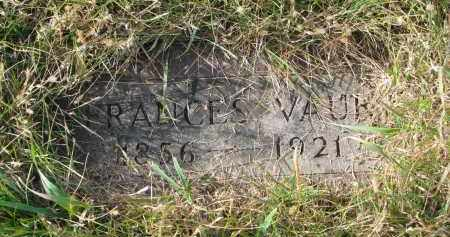 VAUK, FRANCES - Bon Homme County, South Dakota | FRANCES VAUK - South Dakota Gravestone Photos