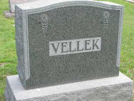 VELLEK, FAMILY MONUMENT - Bon Homme County, South Dakota   FAMILY MONUMENT VELLEK - South Dakota Gravestone Photos