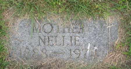 VELLEK, NELLIE - Bon Homme County, South Dakota   NELLIE VELLEK - South Dakota Gravestone Photos
