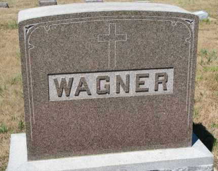 WAGNER, FAMILY STONE - Bon Homme County, South Dakota   FAMILY STONE WAGNER - South Dakota Gravestone Photos