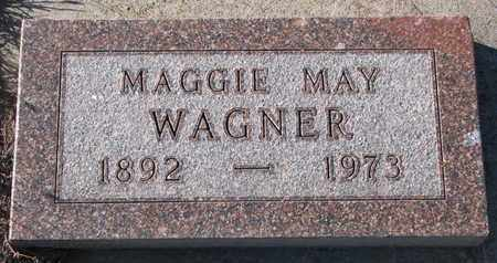 WAGNER, MAGGIE MAY - Bon Homme County, South Dakota | MAGGIE MAY WAGNER - South Dakota Gravestone Photos