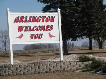 *ARLINGTON, . - Brookings County, South Dakota   . *ARLINGTON - South Dakota Gravestone Photos