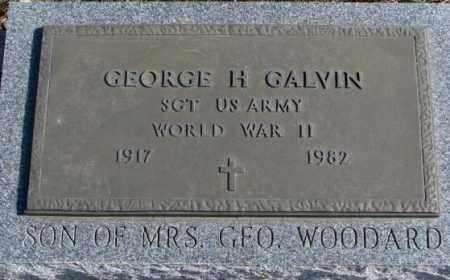 GALVIN, GEORGE H. - Brookings County, South Dakota | GEORGE H. GALVIN - South Dakota Gravestone Photos