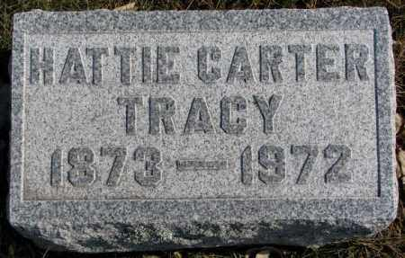 TRACY, HATTIE - Brookings County, South Dakota | HATTIE TRACY - South Dakota Gravestone Photos