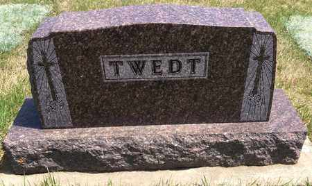 TWEDT, FAMILY STONE - Brookings County, South Dakota   FAMILY STONE TWEDT - South Dakota Gravestone Photos