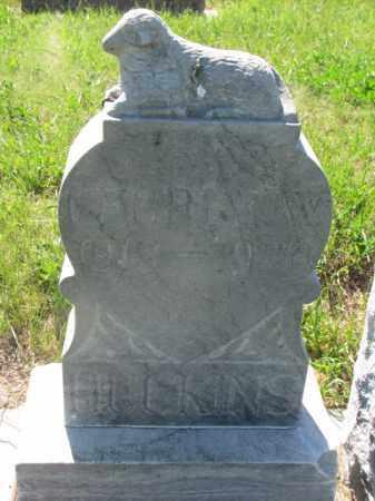 HUCKENS, GEORGE W. - Buffalo County, South Dakota | GEORGE W. HUCKENS - South Dakota Gravestone Photos