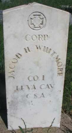 WHITMORE, JACOB H. - Buffalo County, South Dakota | JACOB H. WHITMORE - South Dakota Gravestone Photos