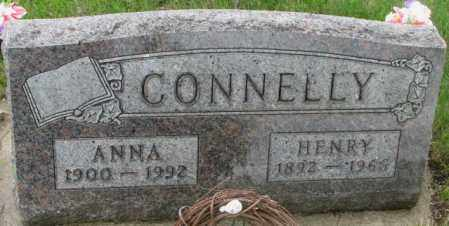 CONNELLY, HENRY - Charles Mix County, South Dakota | HENRY CONNELLY - South Dakota Gravestone Photos