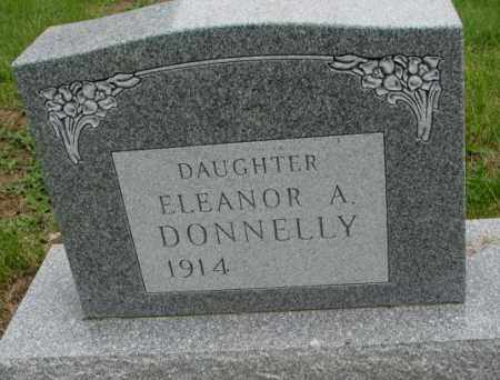 DONNELLY, ELEANOR A. - Charles Mix County, South Dakota | ELEANOR A. DONNELLY - South Dakota Gravestone Photos