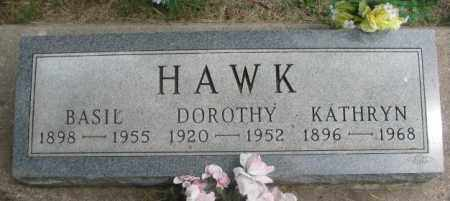 HAWK, DOROTHY - Charles Mix County, South Dakota | DOROTHY HAWK - South Dakota Gravestone Photos