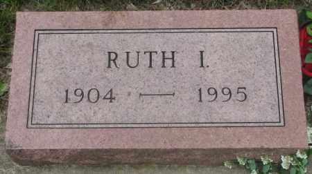 KERN, RUTH I. - Charles Mix County, South Dakota   RUTH I. KERN - South Dakota Gravestone Photos