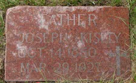 KISELY, JOSEPH - Charles Mix County, South Dakota   JOSEPH KISELY - South Dakota Gravestone Photos