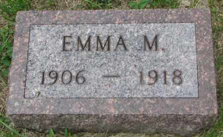 MARTINEC, EMMA M. - Charles Mix County, South Dakota | EMMA M. MARTINEC - South Dakota Gravestone Photos