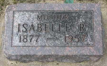 MARTINEC, ISABELLE R. - Charles Mix County, South Dakota | ISABELLE R. MARTINEC - South Dakota Gravestone Photos