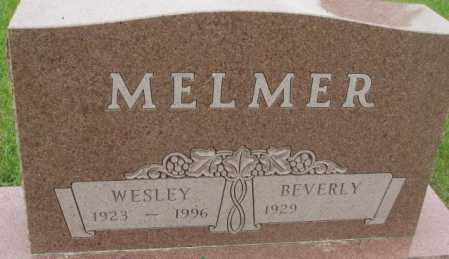 MELMER, BEVERLY - Charles Mix County, South Dakota | BEVERLY MELMER - South Dakota Gravestone Photos