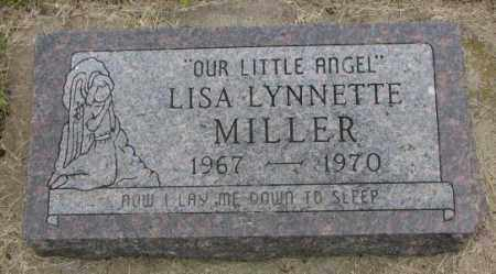 MILLER, LISA LYNNETTE - Charles Mix County, South Dakota | LISA LYNNETTE MILLER - South Dakota Gravestone Photos