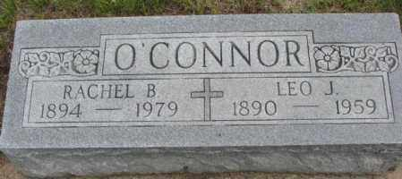 O'CONNOR, RACHEL B. - Charles Mix County, South Dakota | RACHEL B. O'CONNOR - South Dakota Gravestone Photos