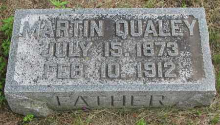 QUALEY, MARTIN - Charles Mix County, South Dakota | MARTIN QUALEY - South Dakota Gravestone Photos