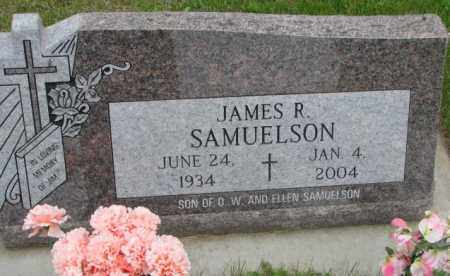 SAMUELSON, JAMES R. - Charles Mix County, South Dakota | JAMES R. SAMUELSON - South Dakota Gravestone Photos