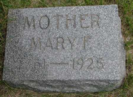 SCHEKEL, MARY F. - Charles Mix County, South Dakota | MARY F. SCHEKEL - South Dakota Gravestone Photos