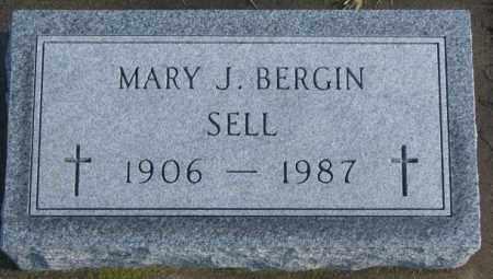 SELL, MARY J. - Charles Mix County, South Dakota | MARY J. SELL - South Dakota Gravestone Photos